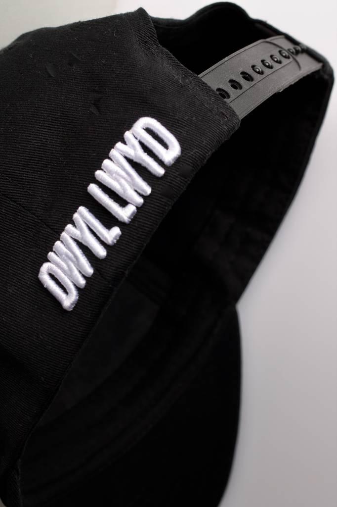 """3D Embroidered Baseball Cap - """"DWYL LWYD"""""""