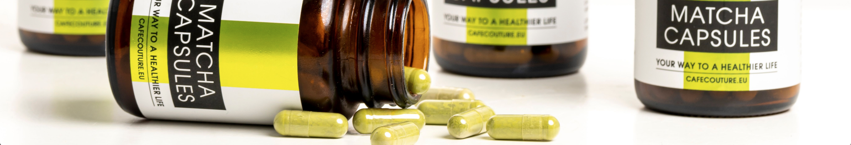 Matcha on the go - capsules