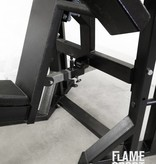 Sitting Press Machine (6AXX2P) (Chest & Shoulders) with Footrest