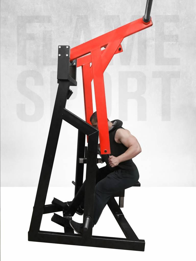 Low Row Machine (9L) DUAL