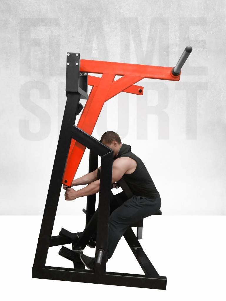 Low Row Machine (9L)