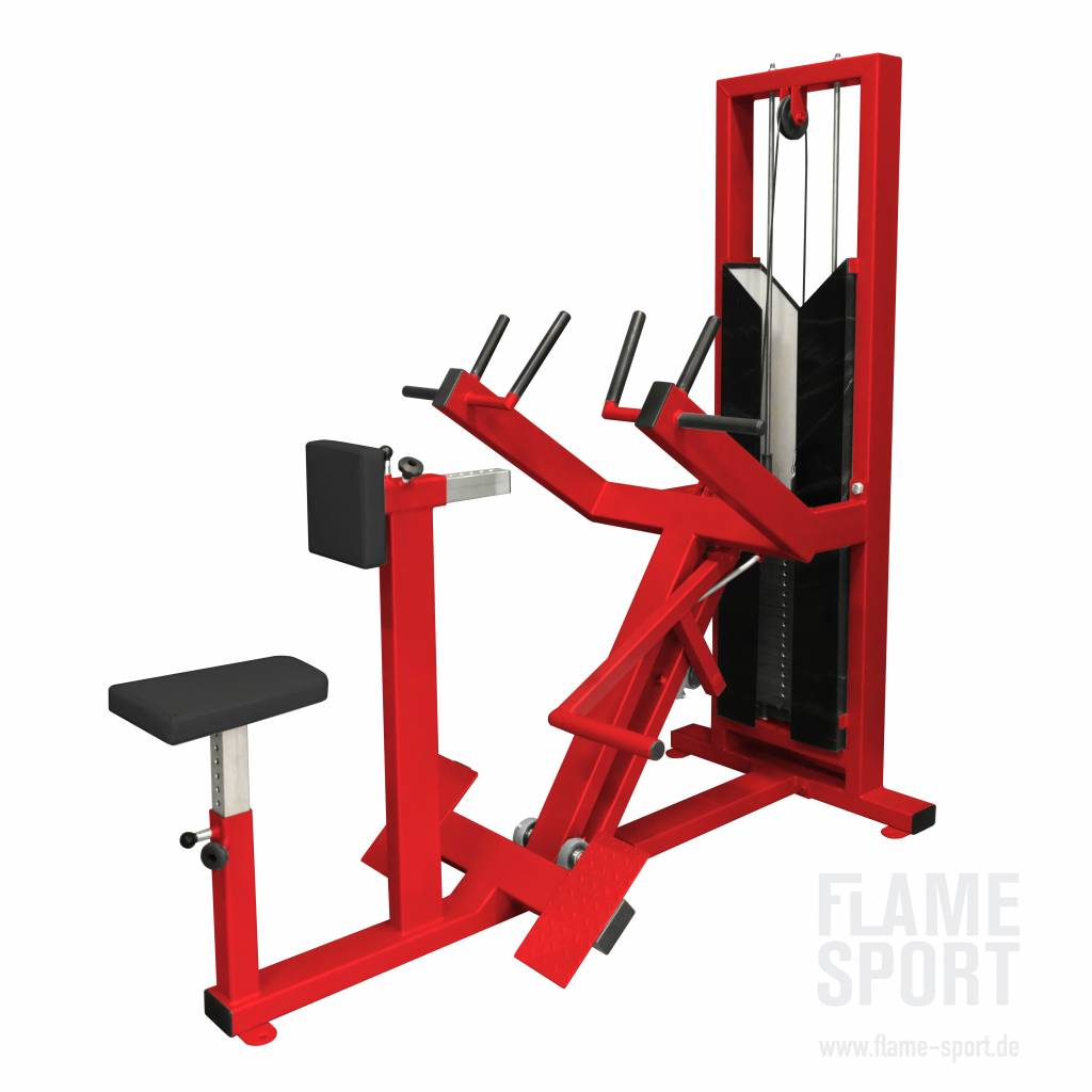 Seated Row Machine (7LXX)