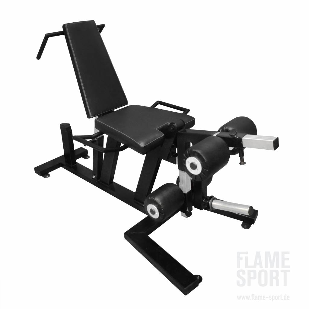 Leg Extension & Curl Machine / Plate loaded (8MXX )