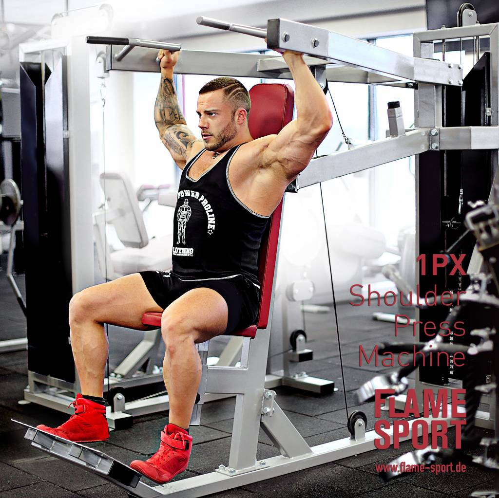 Shoulder Press Machine (1PX)