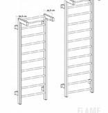Wall bars / Swedish Ladders (13Z)