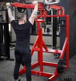 Shoulder Press Machine (2P) Plate loaded