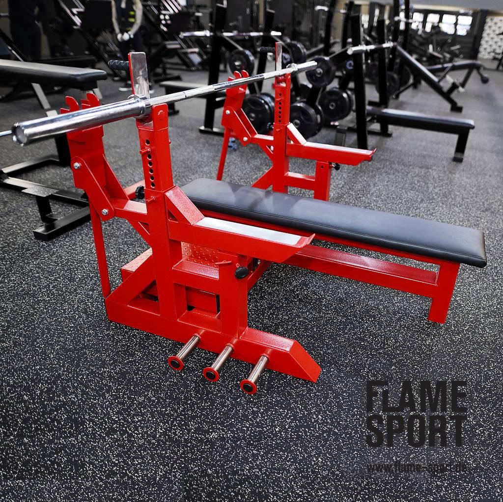 Olympic horizontal Press Bench (1AA) (Championship)