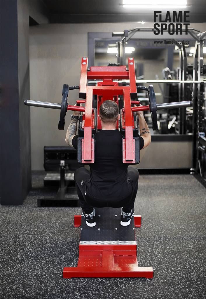 Front Squat Machine (2R)