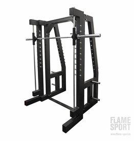 Squat with Smith machine (5B) / Multi Press
