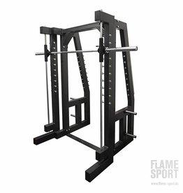 Squat with Smith machine (5B) / Multi Press