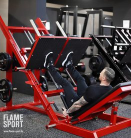 Leg Press Machine (3DX)