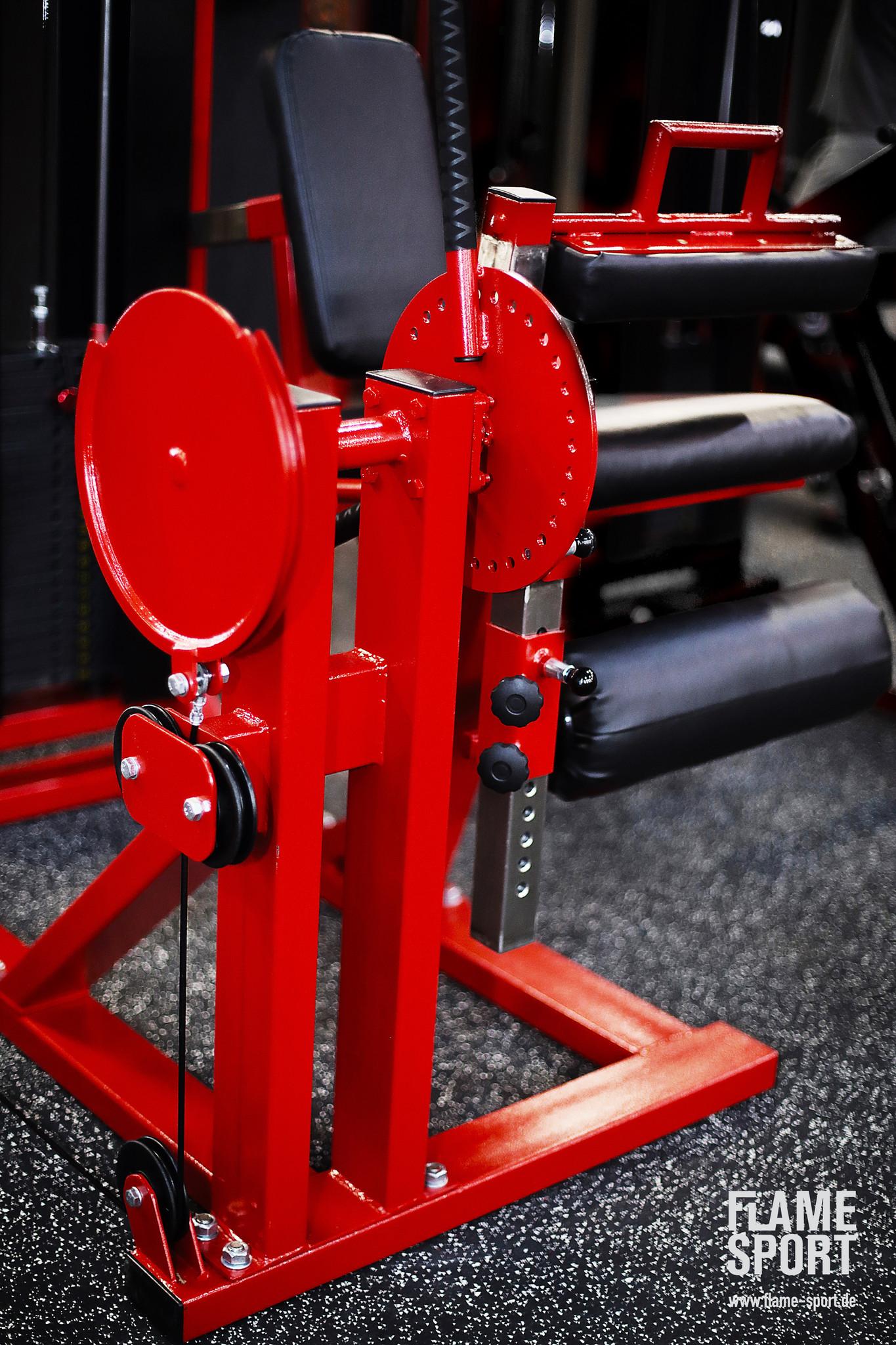 Leg Extension & Leg Curl Machine (8MXX2)