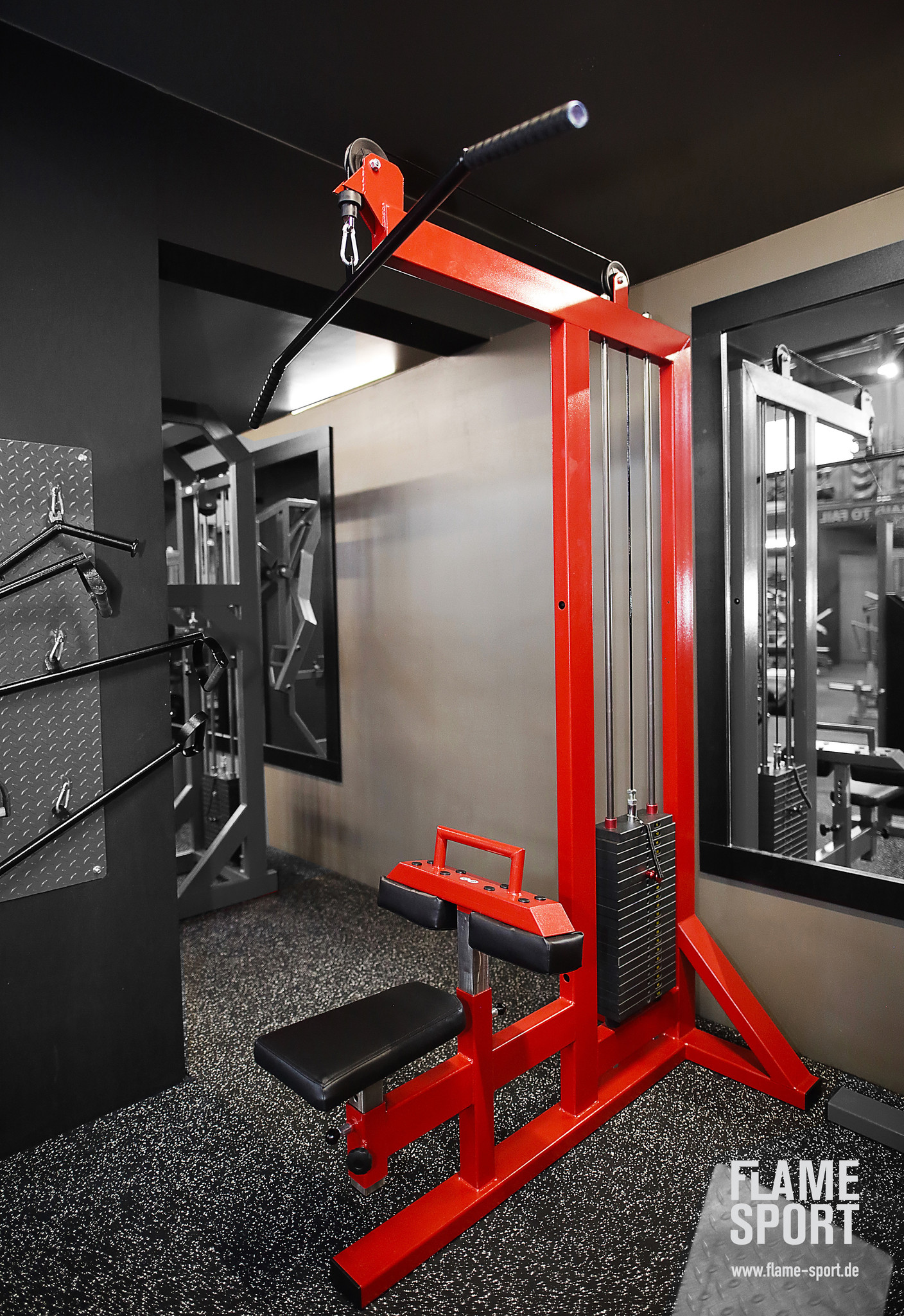 Lat Pulldown (1MX), Multi Gym