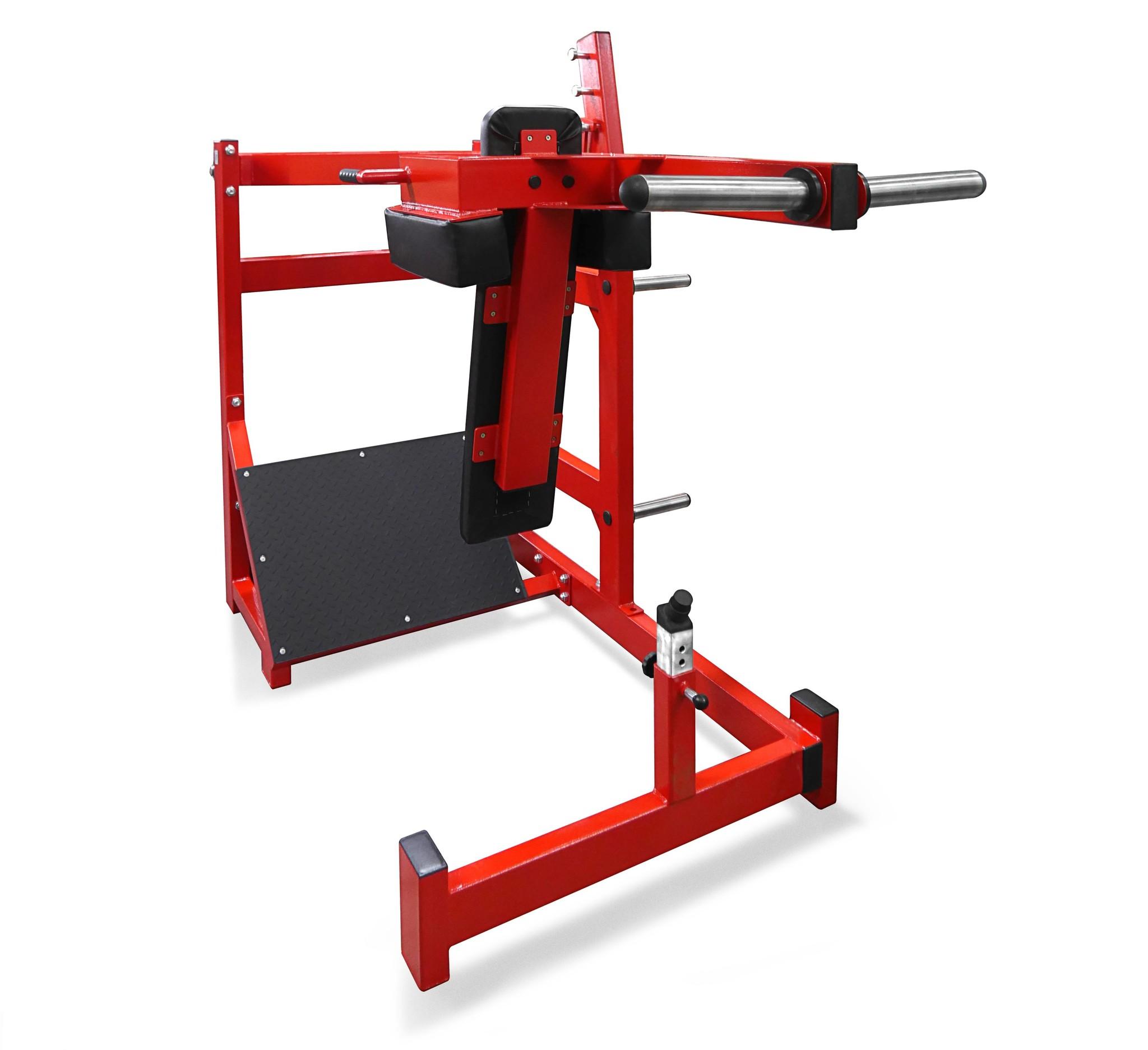 Pendulum Squat 3R