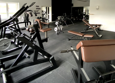 Promotion Gym in Austria