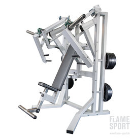 Sitting Press Machine (6AXX2P) (Chest & Shoulders)