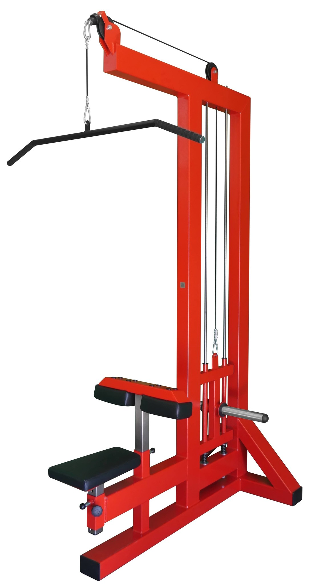 Lat Pulldown Plate Loaded