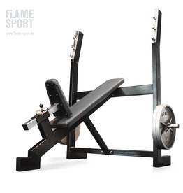 Olympic Incline Bench Press (2A)
