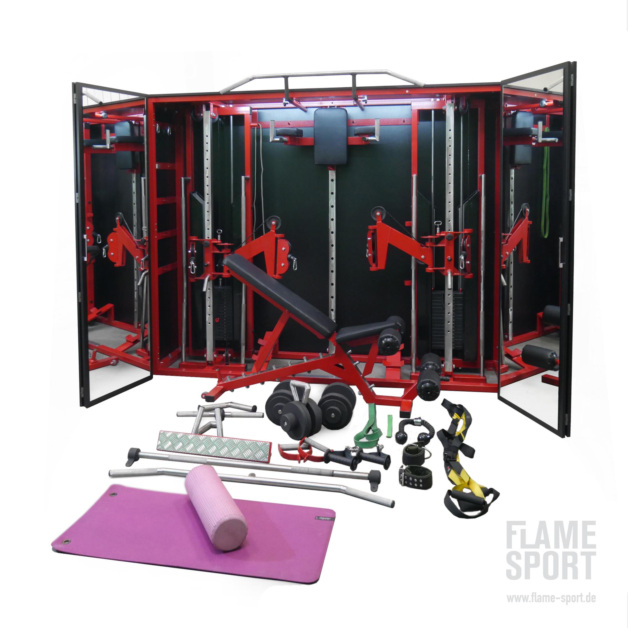 Multifunktionales Home Gym (1HG)