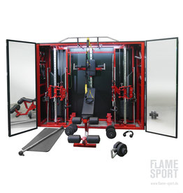 Multifunktionales Home Gym (1HG)