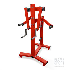 Lateral Shoulder Raise Machine (3PLX)