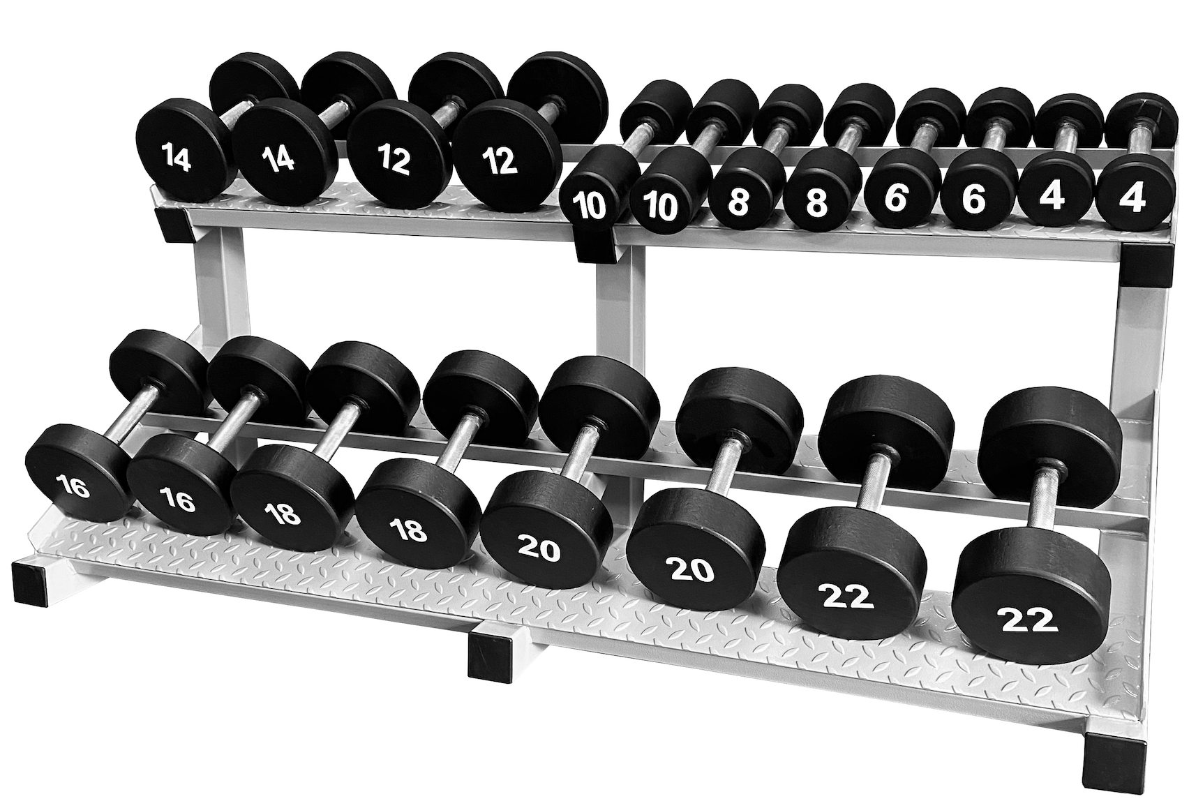 FLAME SPORT Dumbbells 15Z
