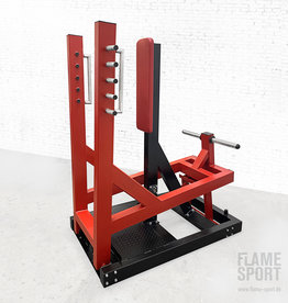 Chest Press Machine (6A), to stand