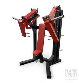 Brustpressmaschine & Schulterpresse (6AXXP), sitzend