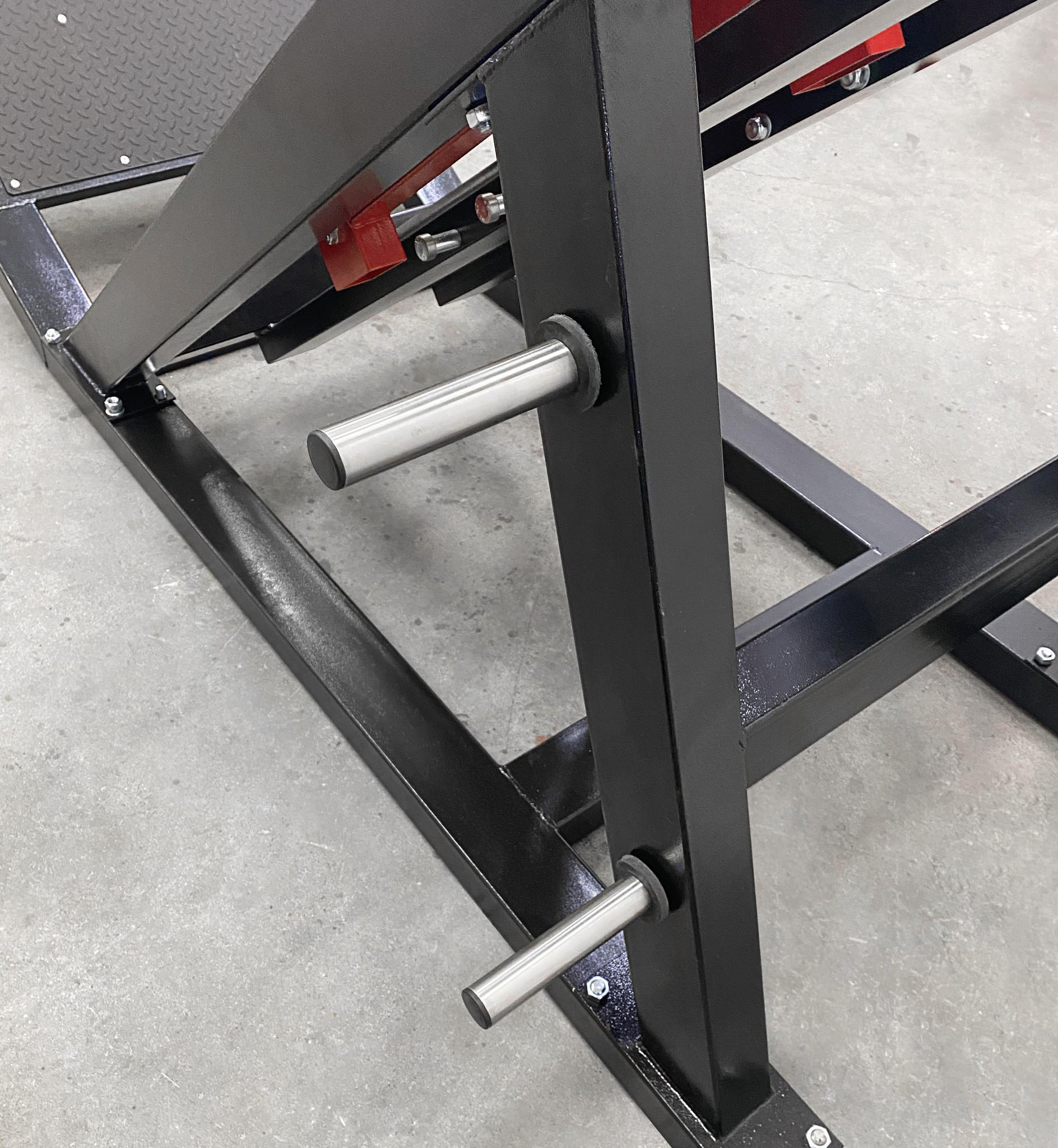 Hack-Squats Machine (1D)