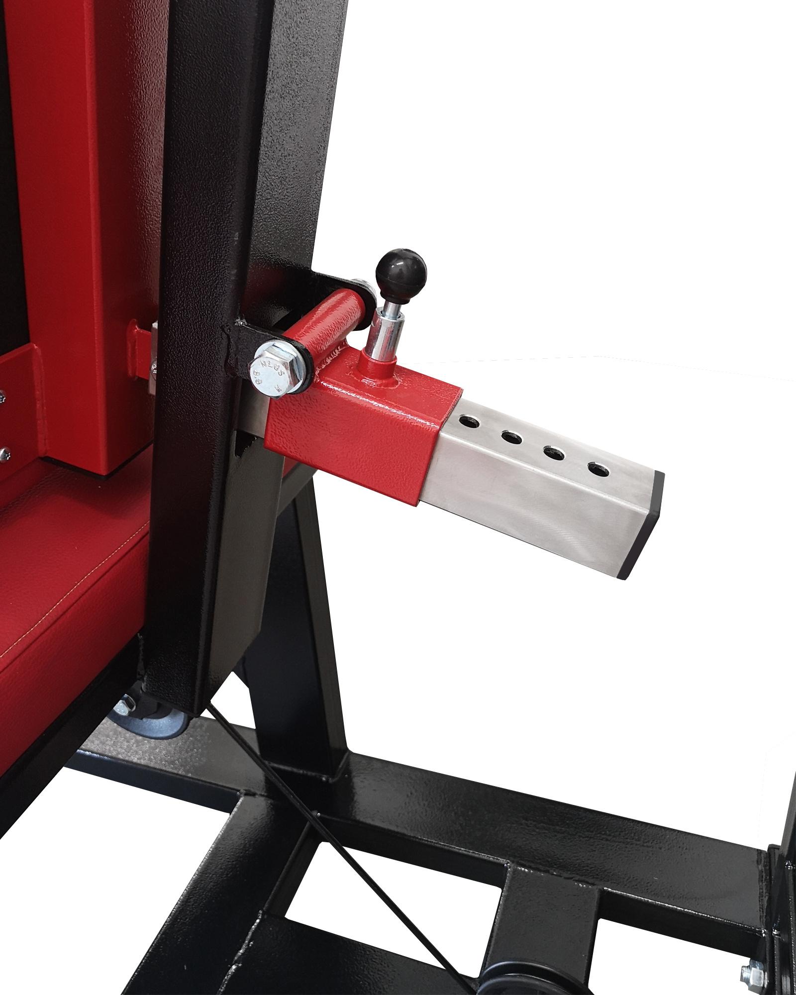 Leg Extension Machine (8MX) / Multi Gym
