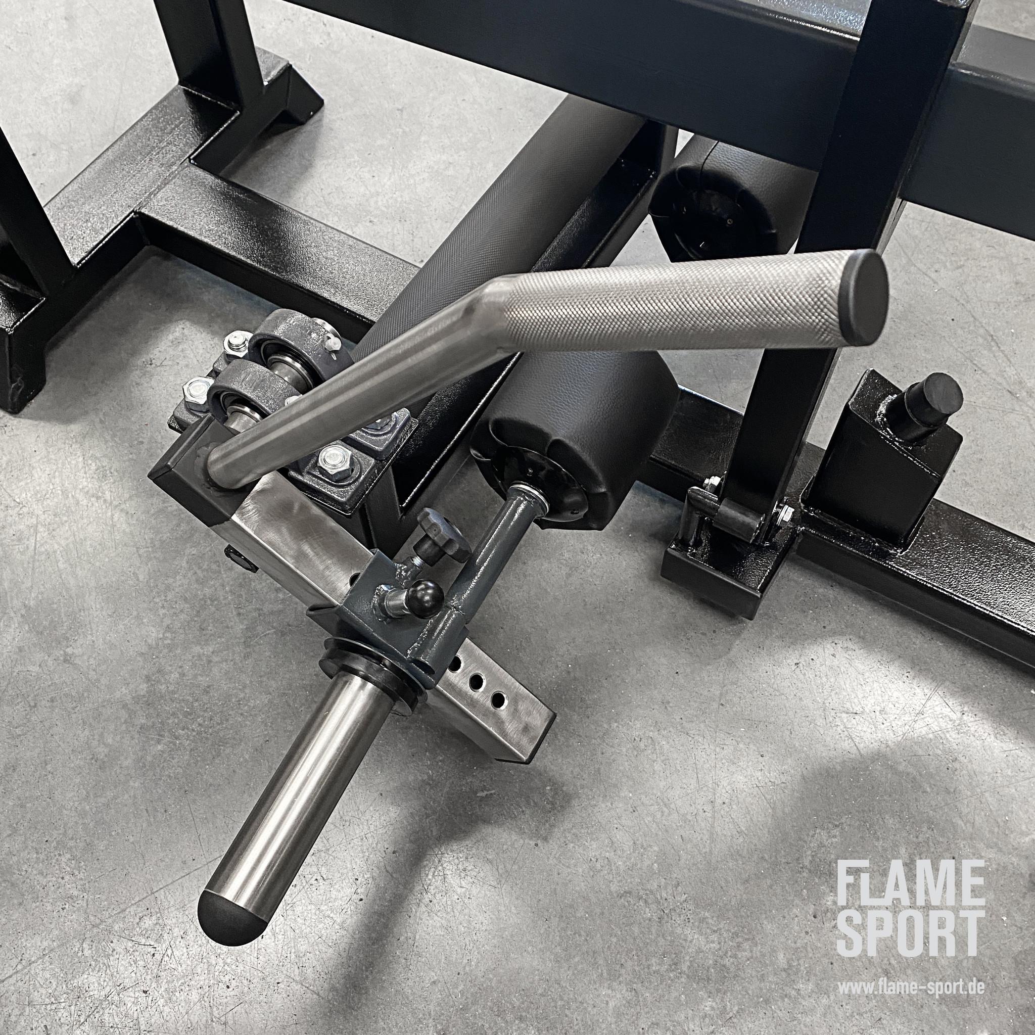 Wadenmaschine (1oX), sitzend/ Plate loaded