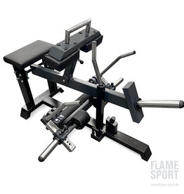 Seated Calf Raise Machine (1oX)
