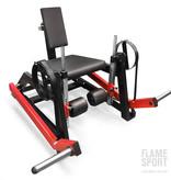 Beinstreckmaschine (6D), sitzend