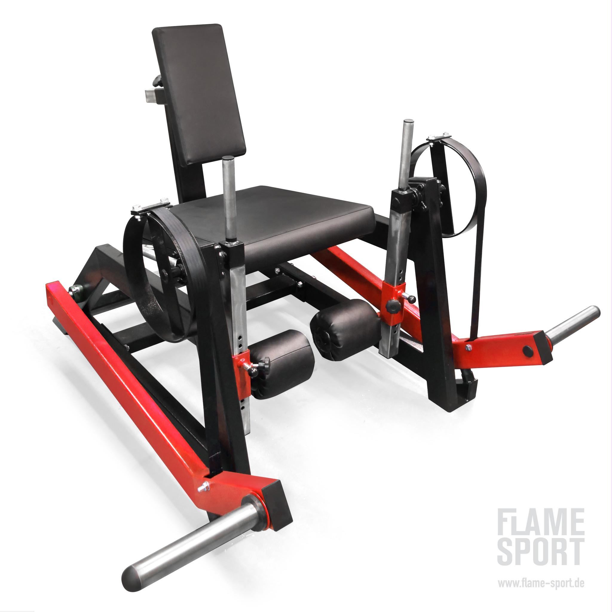 Leg Extension Machine (6D)