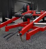 Trapezmuskelmaschine / Shrug Machine (1G), stehend / Plate loaded