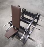 Trapezmuskelmaschiene (2G), sitzend mit Rückenlehne