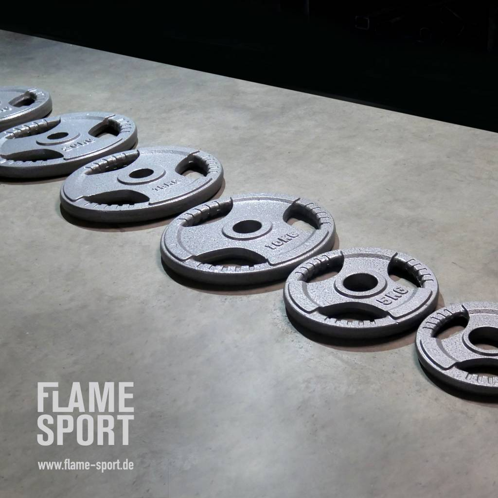 Olympic weight plates (51 mm) |