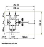Four Position Multistation (2M)