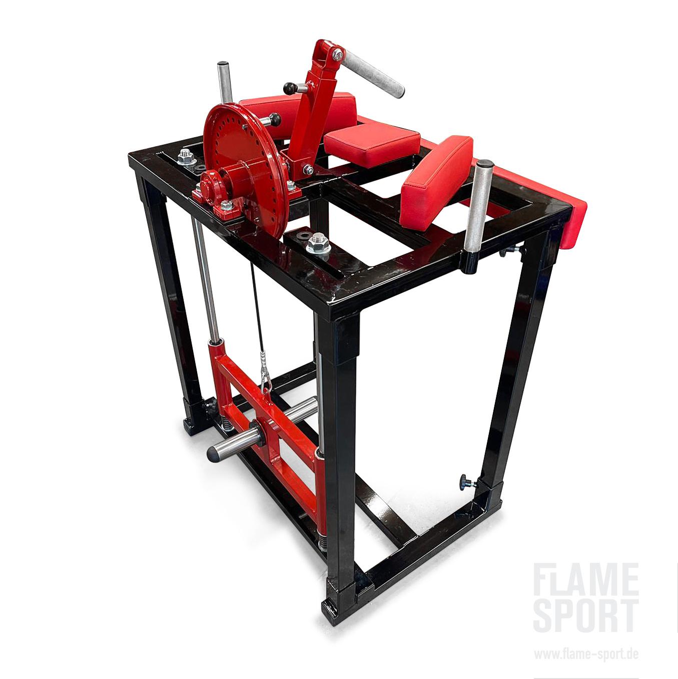 Armwrestling Machine  (1ix) Plate Loaded