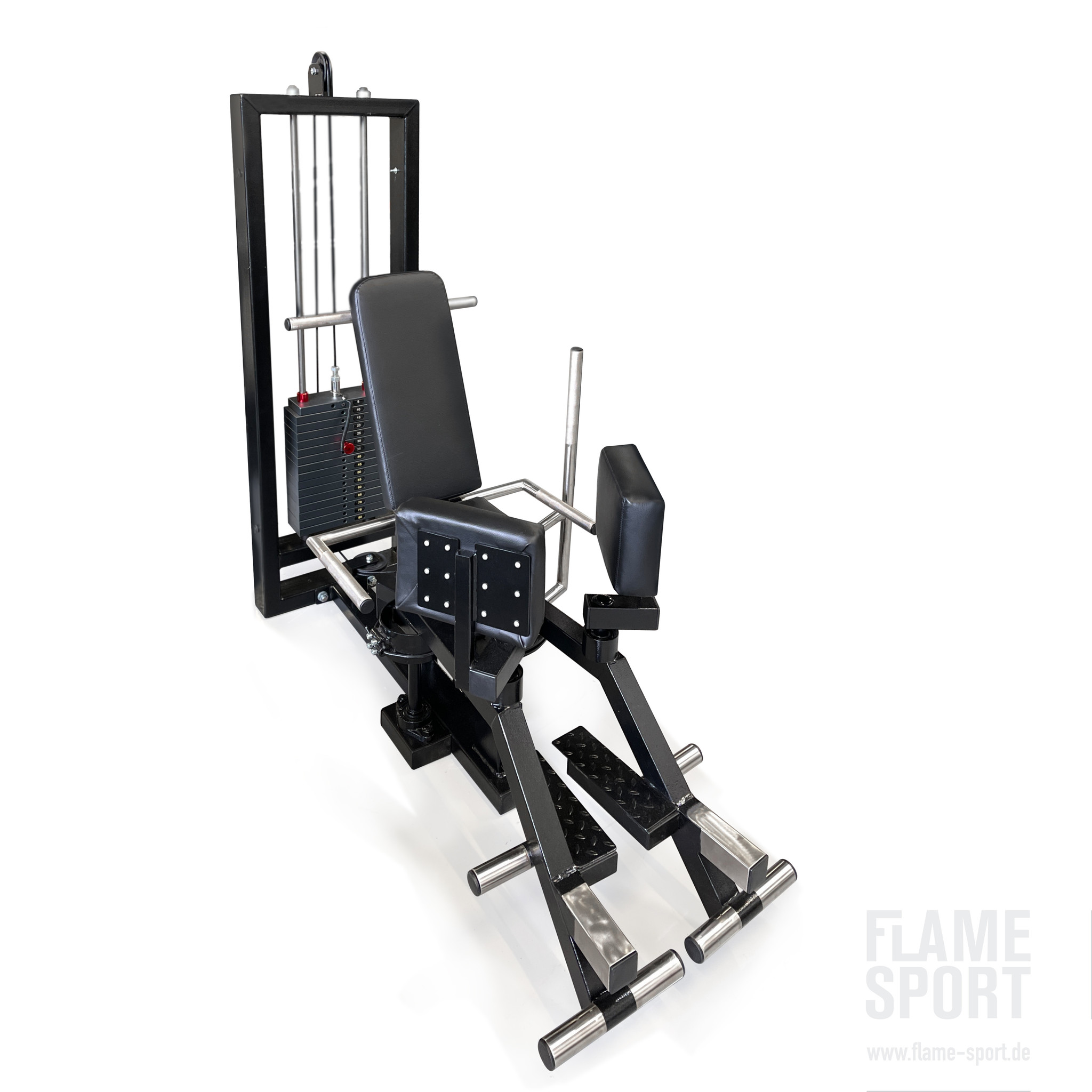 Abductor and Adductor Machine (3V)