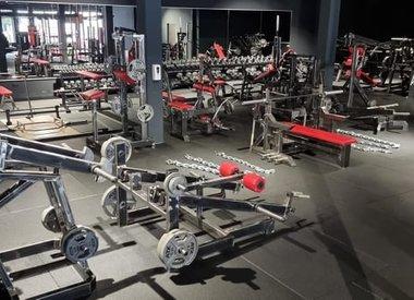 Promotion Gym in Germany (Brilon)