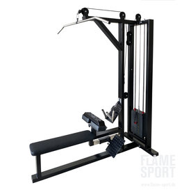 Seated Row and Lat Station (5M)