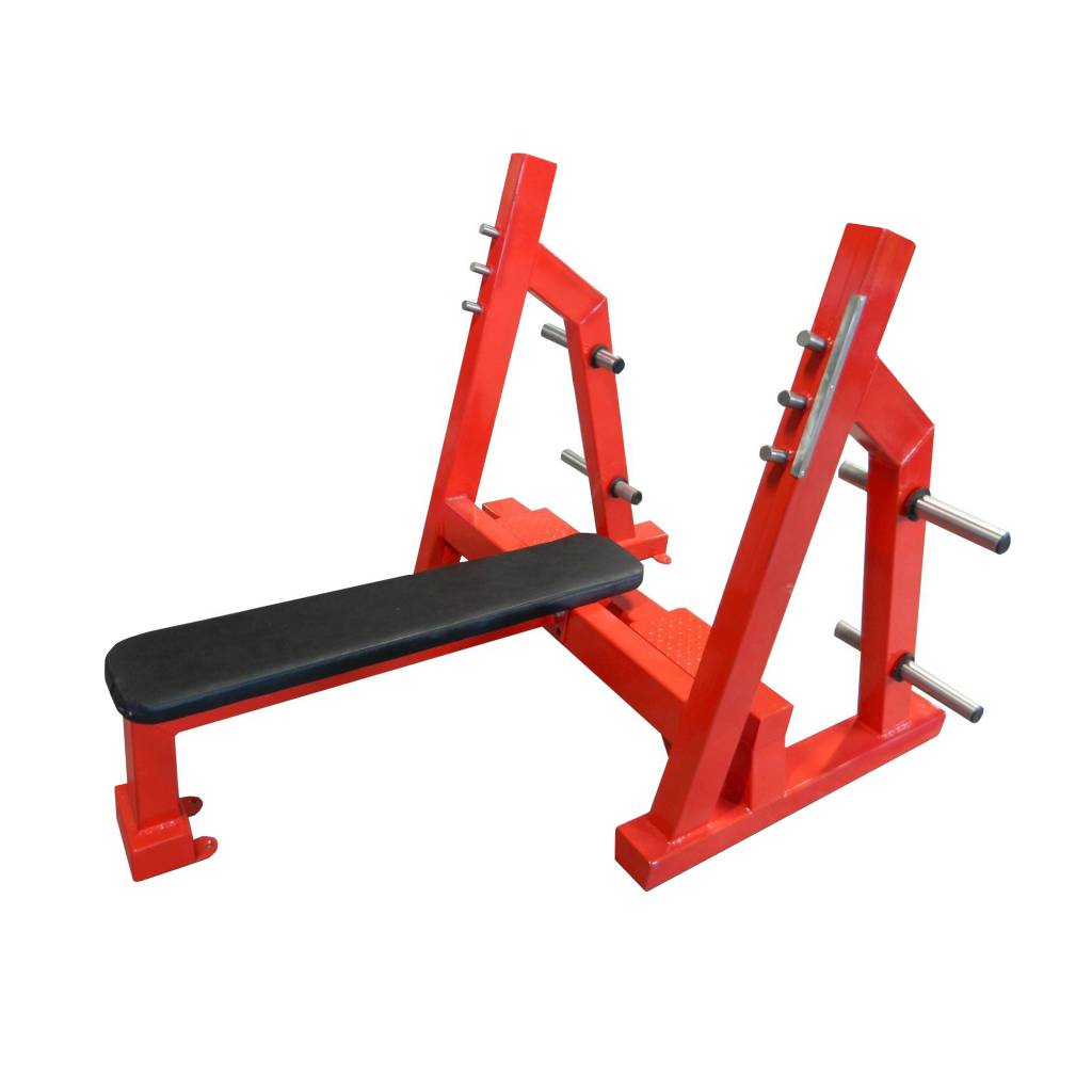 Olympic Flat Bench Press/ Drückbank (1A)