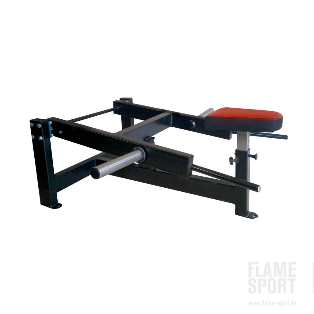 Trapezius Muscles Machine / Shrugs Machine (1GX)