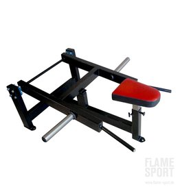 Trapezius Muscles Machine /  Shrugs Machine (1GX)
