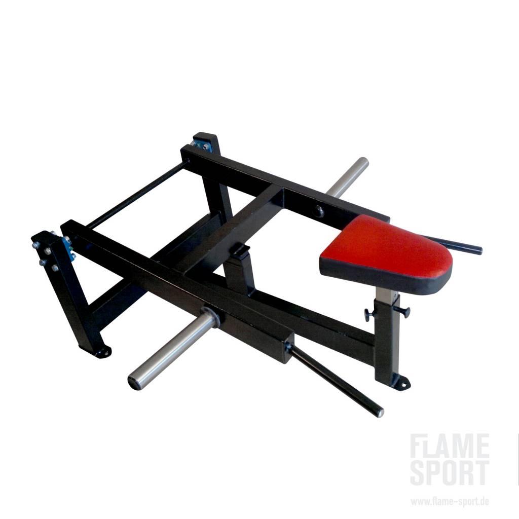 Trapezmuskelmaschine (1GX), sitzend