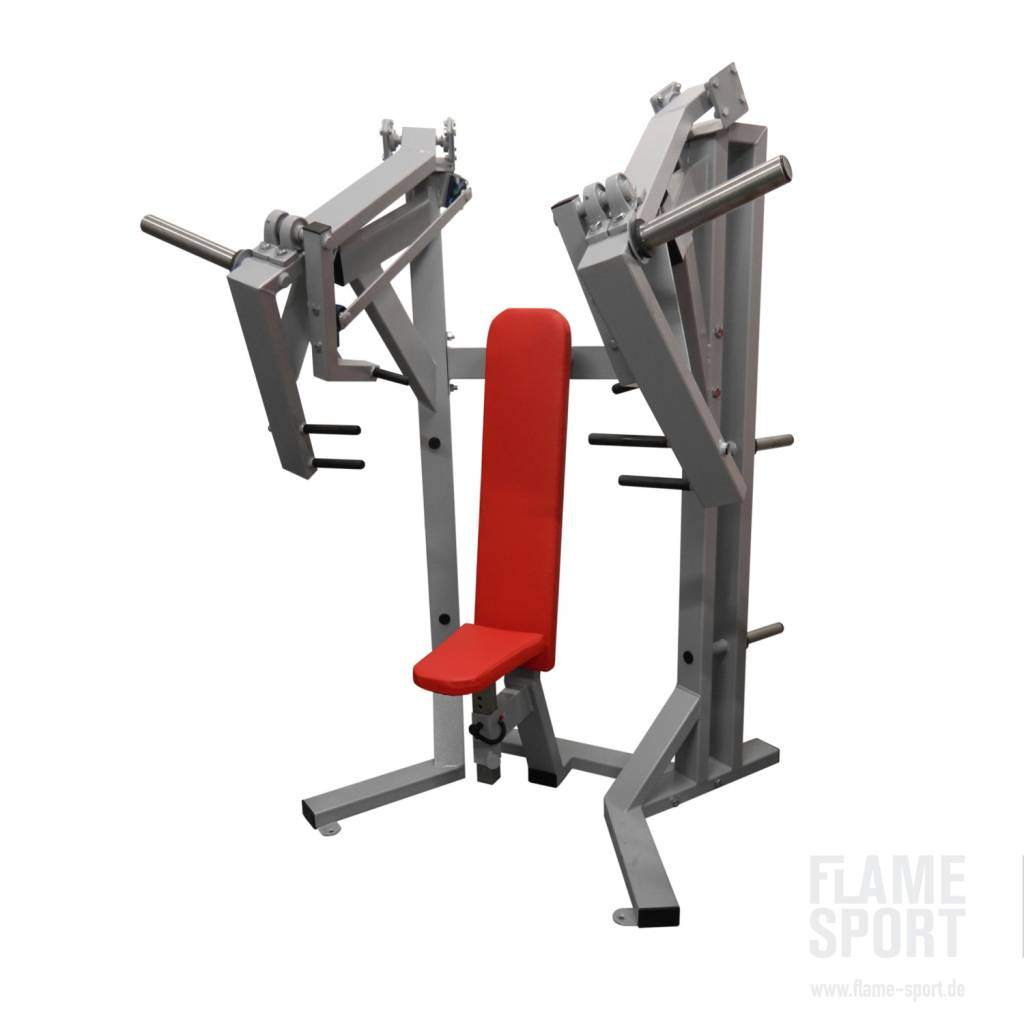 Sitting Press Machine (6AXXP) (Chest & Shoulders)