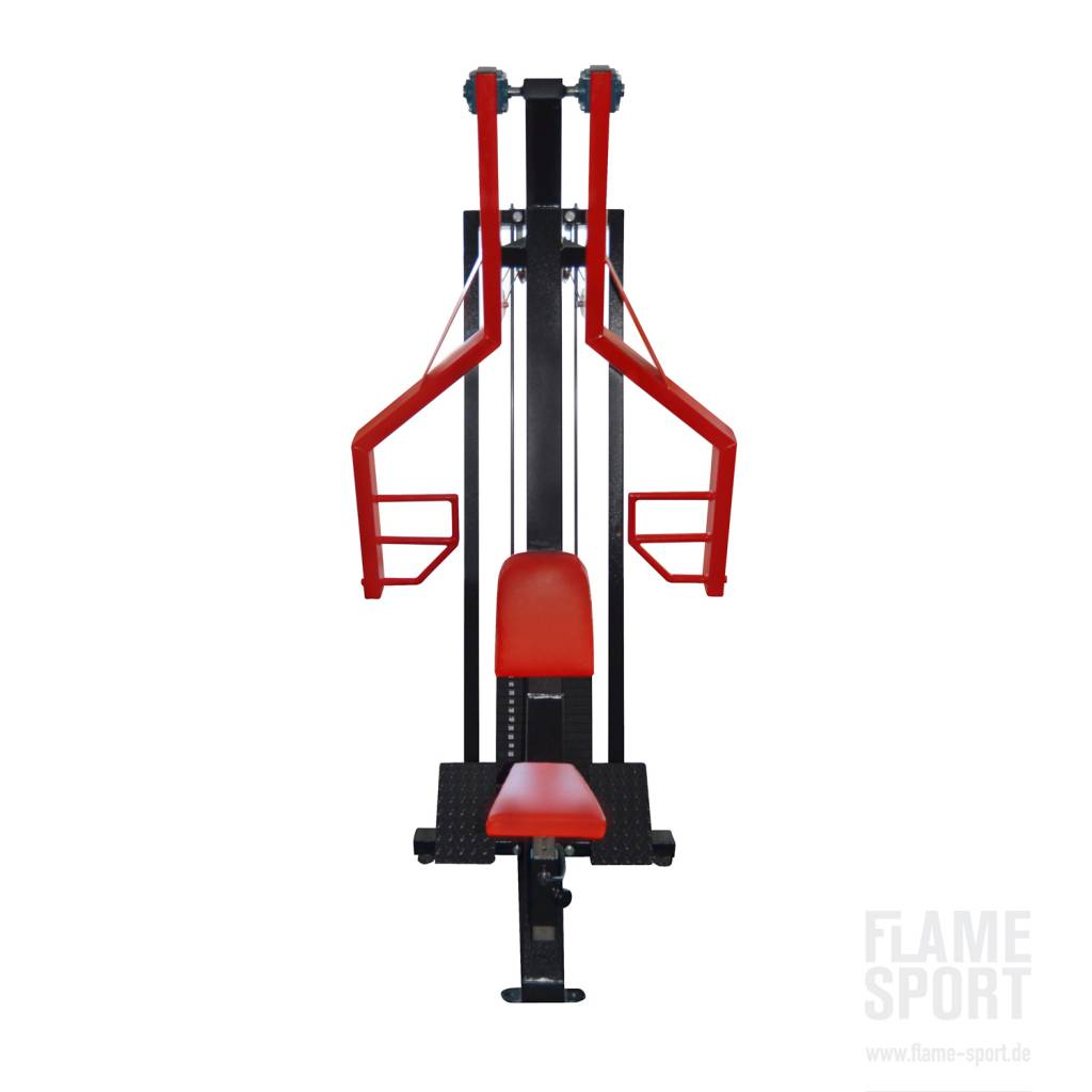 Seated Row Machine (4M)