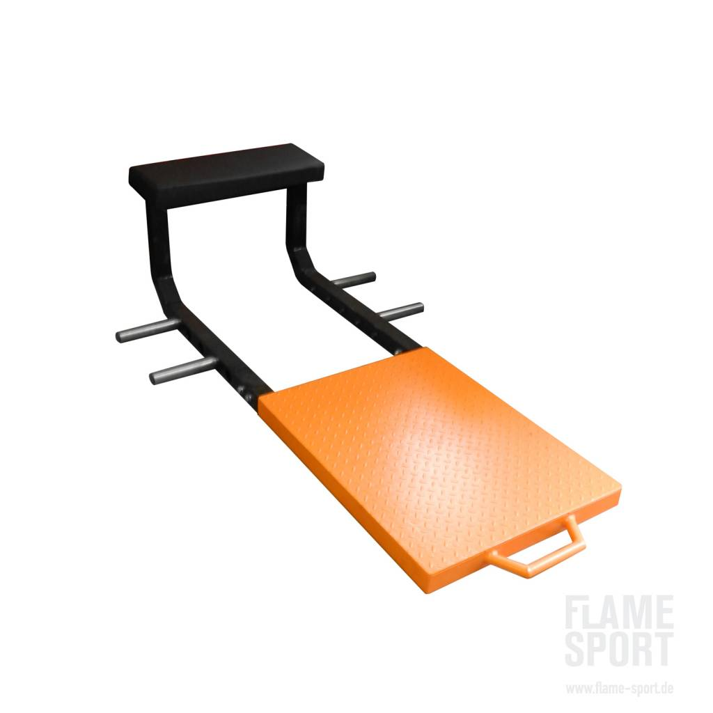Glute Bridge Trainer (16Z) mit Transportrollen