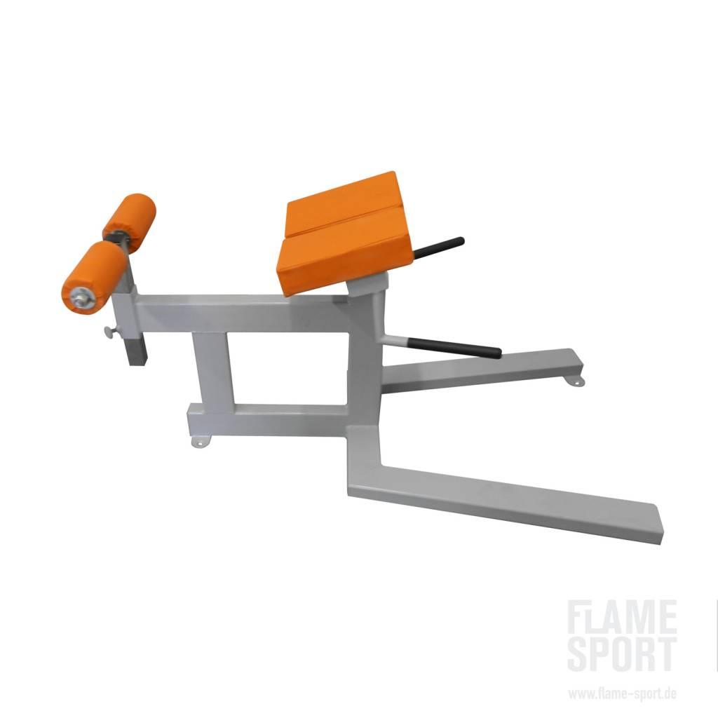 Rückenstrecker (6LX),  horizontal/  Roman Chair